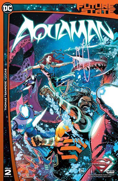 Future State – Aquaman #2 (2021)