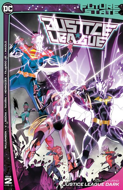 Future State – Justice League #2 (2021)