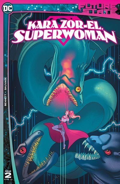 Future State – Kara Zor-El, Superwoman #2 (2021)