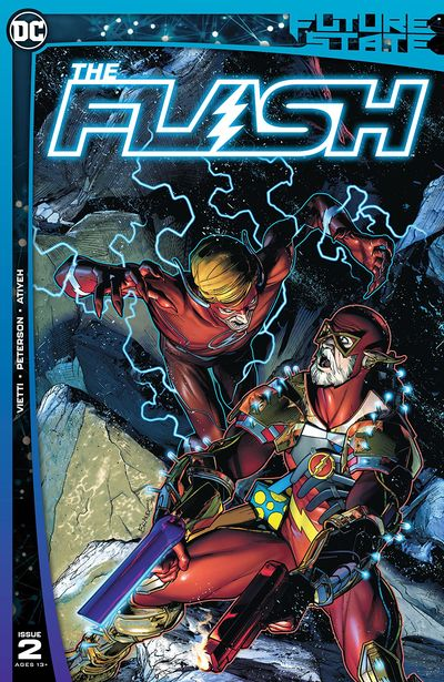 Future State – The Flash #2 (2021)