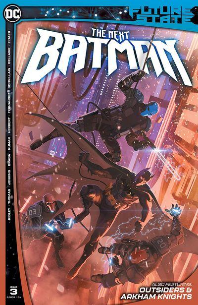 Future State – The Next Batman #3 (2021)