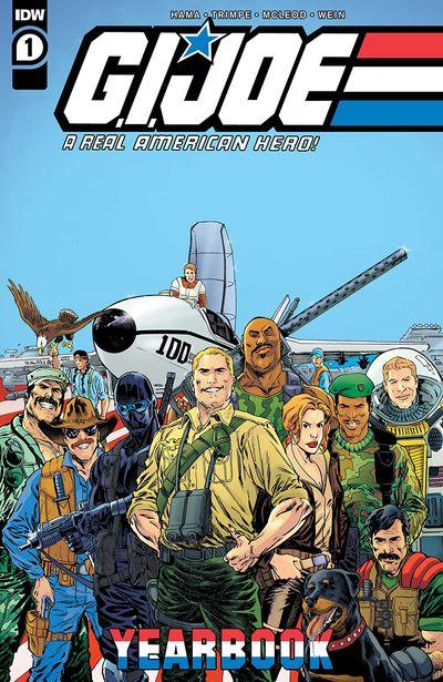 G.I. Joe – A Real American Hero – Yearbook #1 (2021)