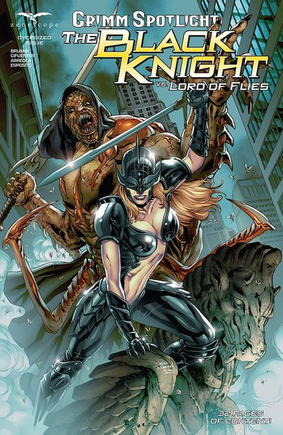 Grimm Spotlight – Black Knight vs Lord of the Flies (2021)