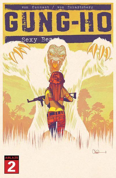 Gung-Ho – Sexy Beast #2 (2021)