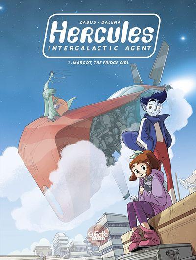 Hercules Intergalactic Agent #1 – 2 (2019-2021)