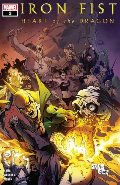 Iron Fist – Heart Of The Dragon #2 (2021)