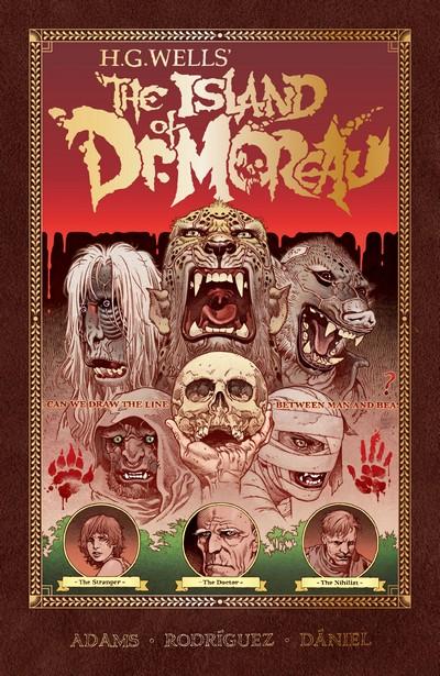 Island of Dr. Moreau (TPB) (2020)