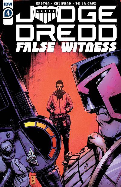Judge Dredd – False Witness #4 (2021)