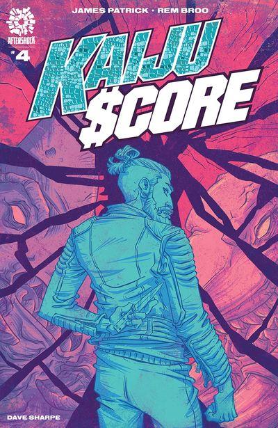 Kaiju Score #4 (2021)
