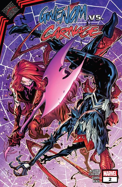 King In Black – Gwenom vs. Carnage #2 (2021)