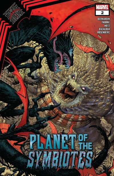 King In Black – Planet Of The Symbiotes #2 (2021)