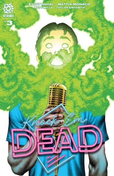 Knock Em Dead #3 (2021)