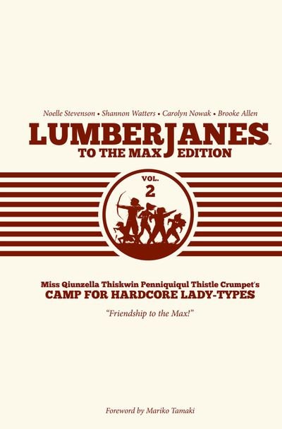Lumberjanes to the Max Edition Vol. 2 (2016)