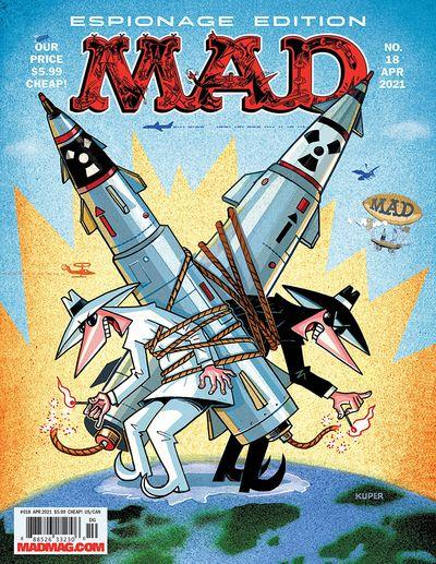 MAD Magazine #18 (2021)