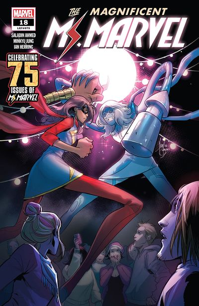 Magnificent Ms. Marvel #18 (2021)