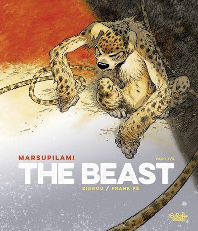 Marsupilami – The Beast #1 (2021)