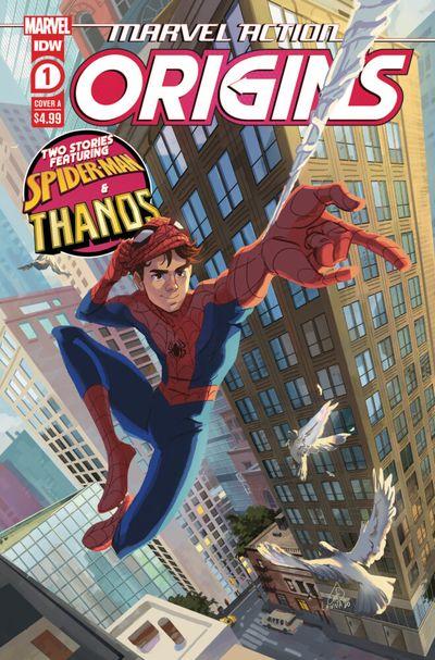 Marvel Action – Origins #1 (2020)