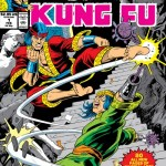 Master of Kung Fu – Bleeding Black #1 (1990)