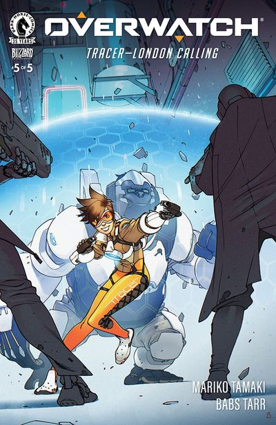 Overwatch – Tracer – London Calling #5 (2021)