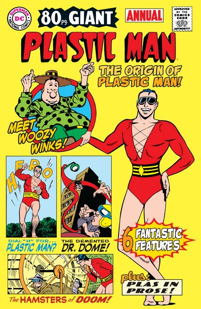 Plastic Man 80-Page Giant #1 (2003)