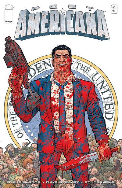 Post Americana #3 (2021)