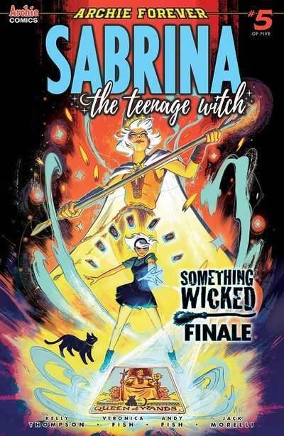 Sabrina – Something Wicked #5 (2021)