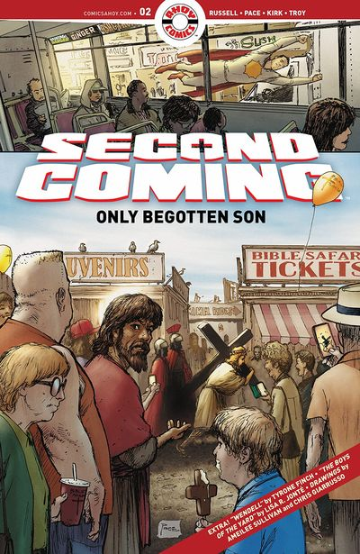 Second Coming – Only Begotten Son #2 (2021)