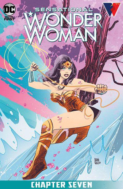 Sensational Wonder Woman #7 (2021)