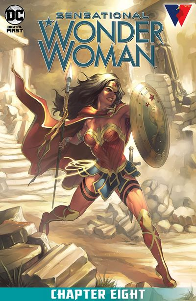 Sensational Wonder Woman #8 (2021)
