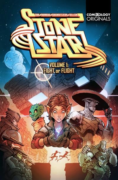 Stone Star Vol. 1 – Fight of Flight (TPB) (2019)