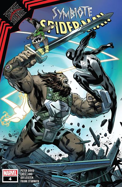 Symbiote Spider-Man – King In Black #4 (2021)