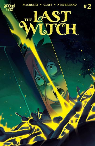 The Last Witch #2 (2021)