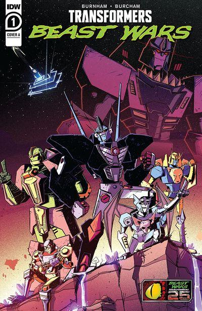 Transformers – Beast Wars #1 (2021)