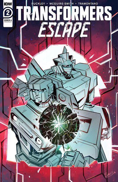 Transformers – Escape #2 (2021)