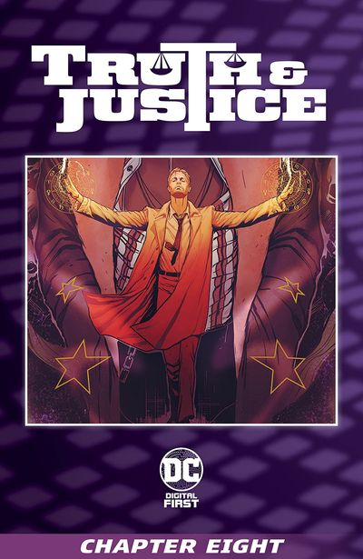 Truth and Justice #8 (2021)