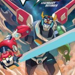 Voltron Legendary Defender Vol. 1 (TPB) (2016)