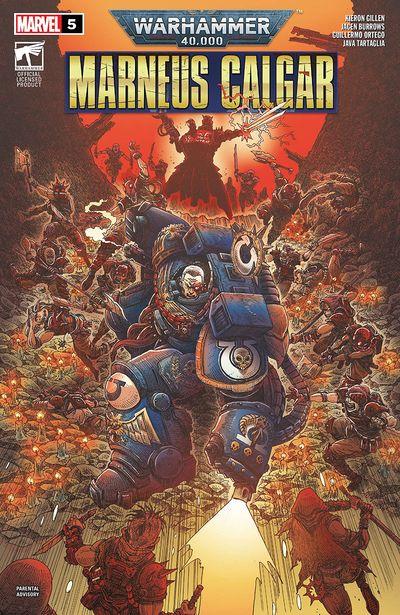 Warhammer 40,000 – Marneus Calgar #5 (2021)