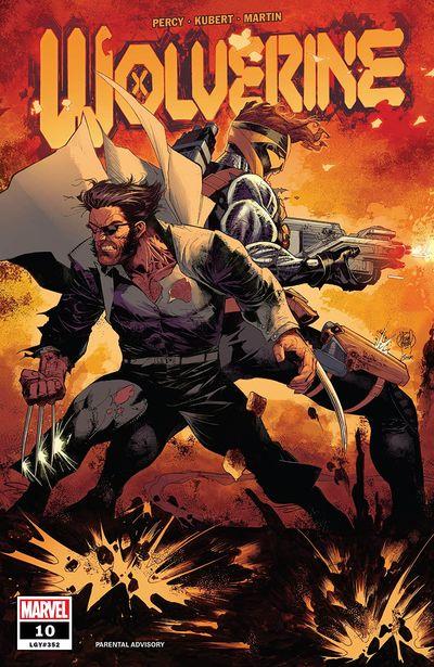 Wolverine #10 (2021)