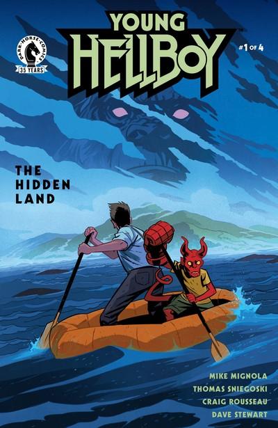 Young Hellboy #1 (2021)
