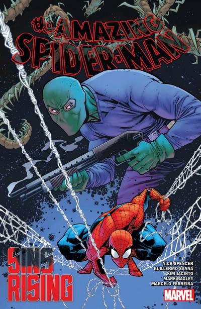 Amazing Spider-Man Vol. 9 – Sins Rising (TPB) (2020)