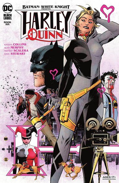 Batman – White Knight Presents – Harley Quinn #6 (2021)