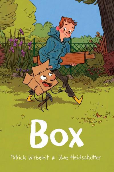 Box Book 1 (2019)