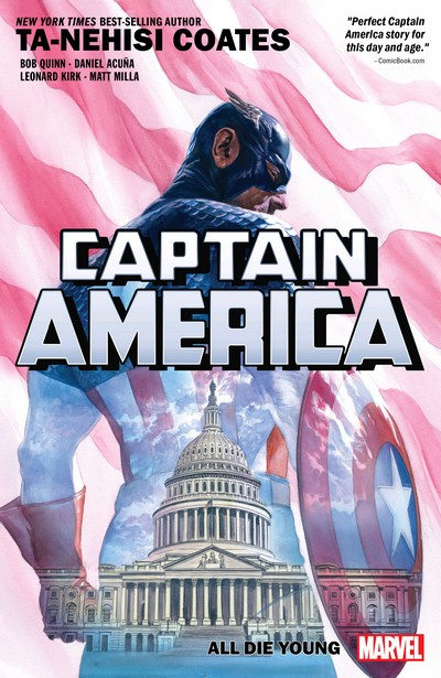 Captain America Vol. 4 – All Die Young (TPB) (2021)