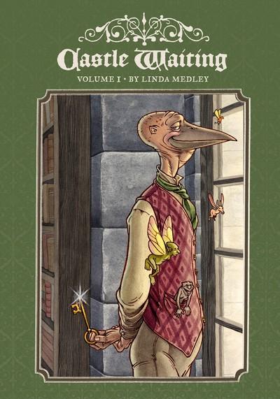 Castle Waiting Vol. 1 – 2 (2012-2013)
