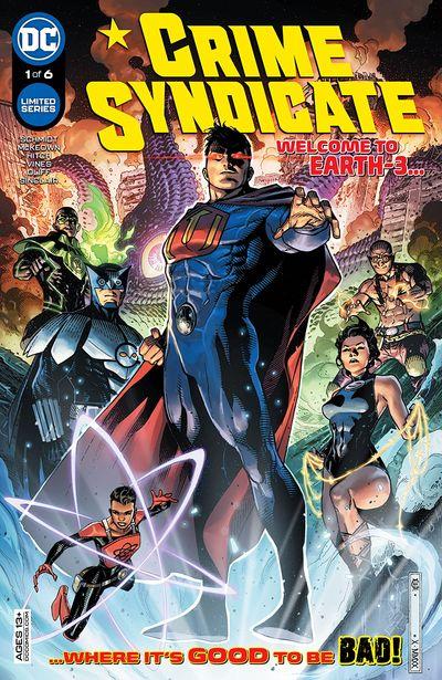 Crime Syndicate #1 (2021)