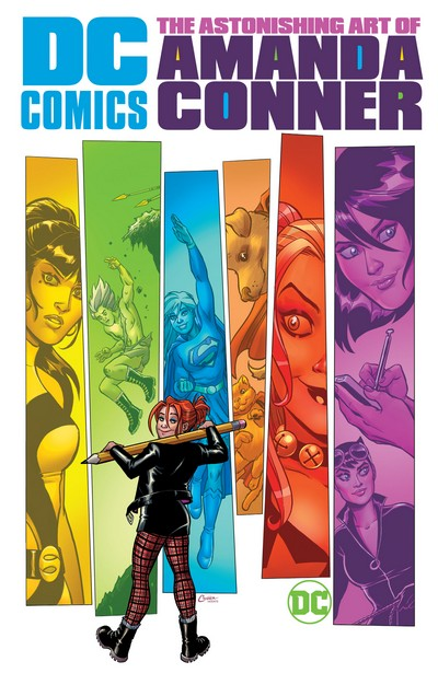 DC Comics – The Astonishing Art of Amanda Conner (2020)