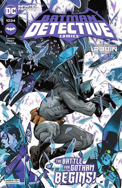 Detective Comics #1034 (2021)