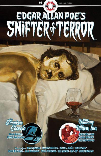 Edgar Allan Poe's Snifter of Blood #6 (2021)