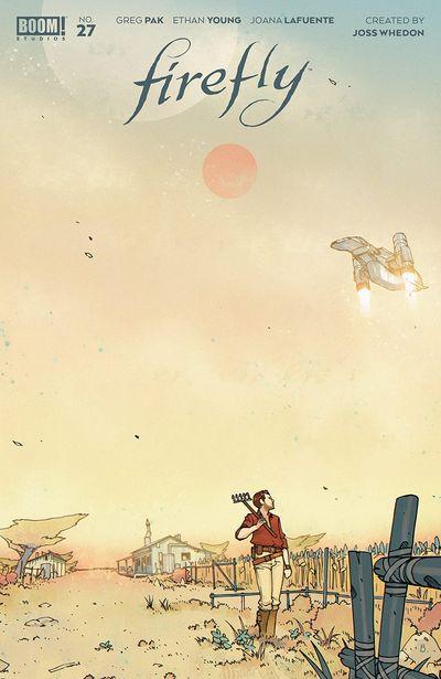 Firefly #27 (2021)