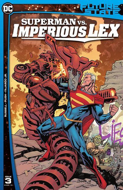 Future State – Superman vs. Imperious Lex #3 (2021)